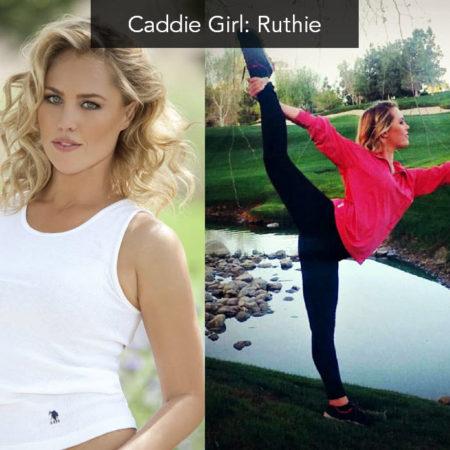 Caddie Girl Ruthie