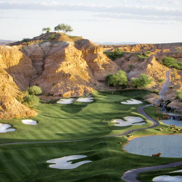 Wolf Creek Golf Course Club